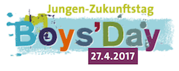 Boys'Day 2017 Logo